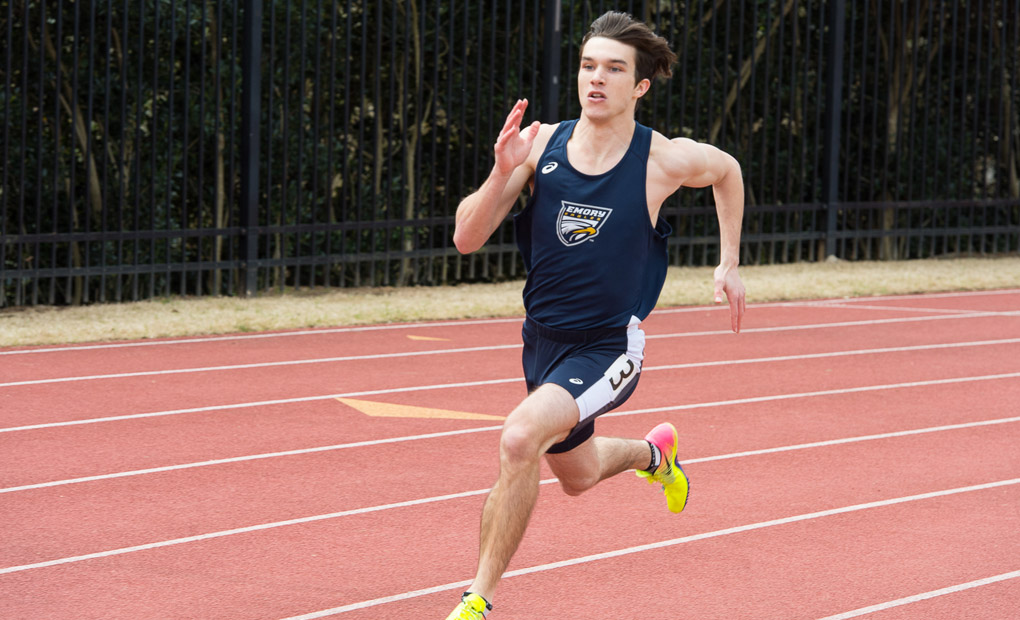 Emory Men's Track & Field Win Three Events; Finish Second at Mountain Laurel Invite