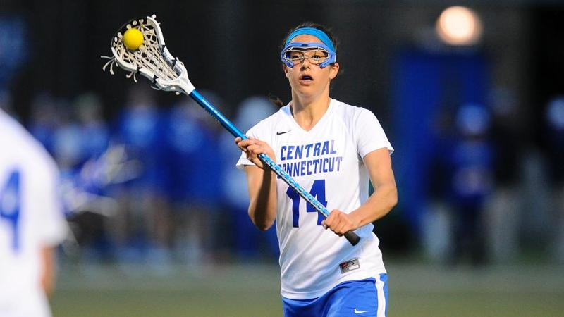 Women's Lacrosse Wins at Home vs. St. Francis U