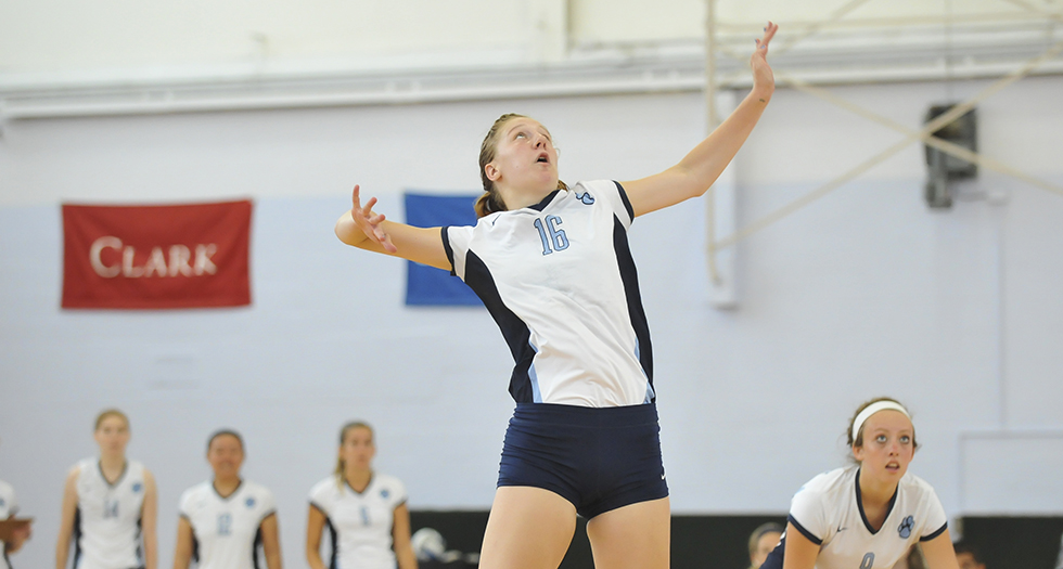 Volleyball Defeats Longtime-Rival Smith, 3-0