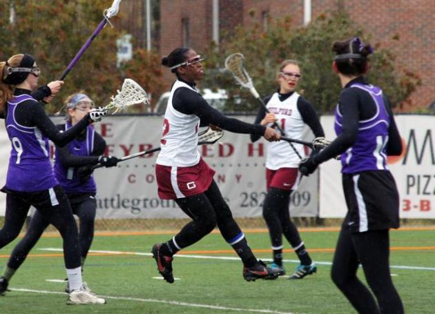 Guilford Downs Sewanee, 18-5, in Women's Lacrosse Season Opener