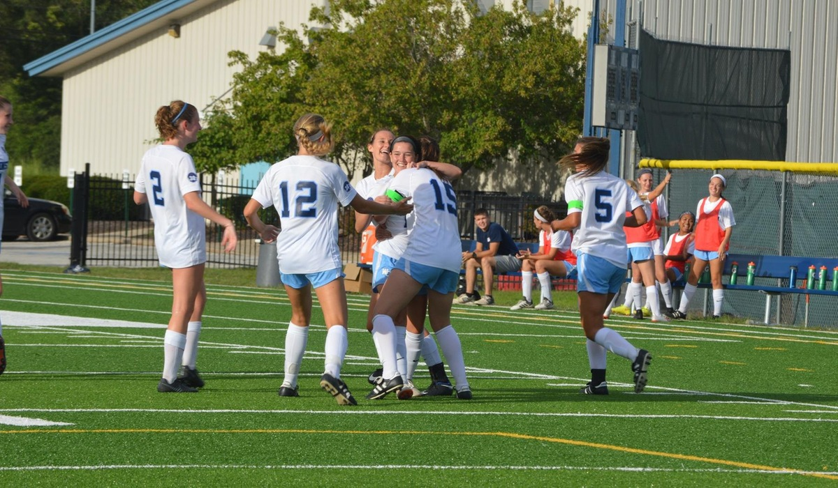 Westminster Women's Soccer Defeats Spalding