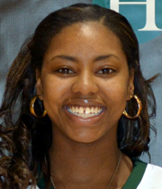 Jasmine Greene, Hollins, Sr., Guard