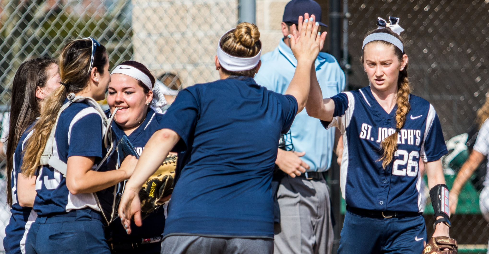 Softball Season Ends in Skyline First Round With 2-0 Loss to Farmingdale State