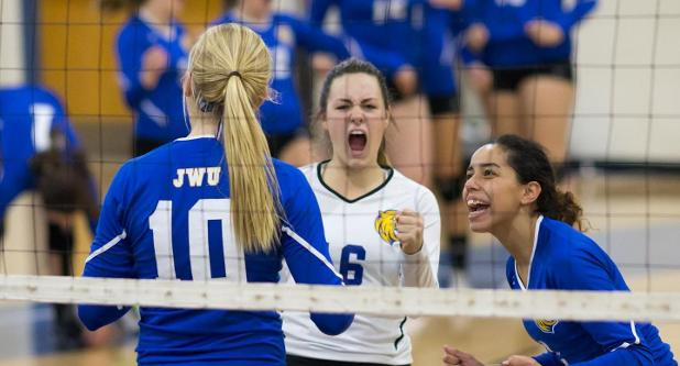 Johnson & Wales Defeats Salve Regina 3-0