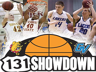 "Ferris To Face Rival GVSU In ""131 Showdown"""