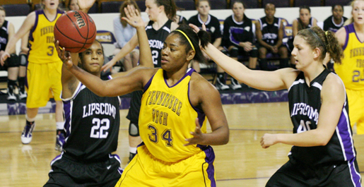 Late rally lifts Golden Eagles over Lipscomb in home opener