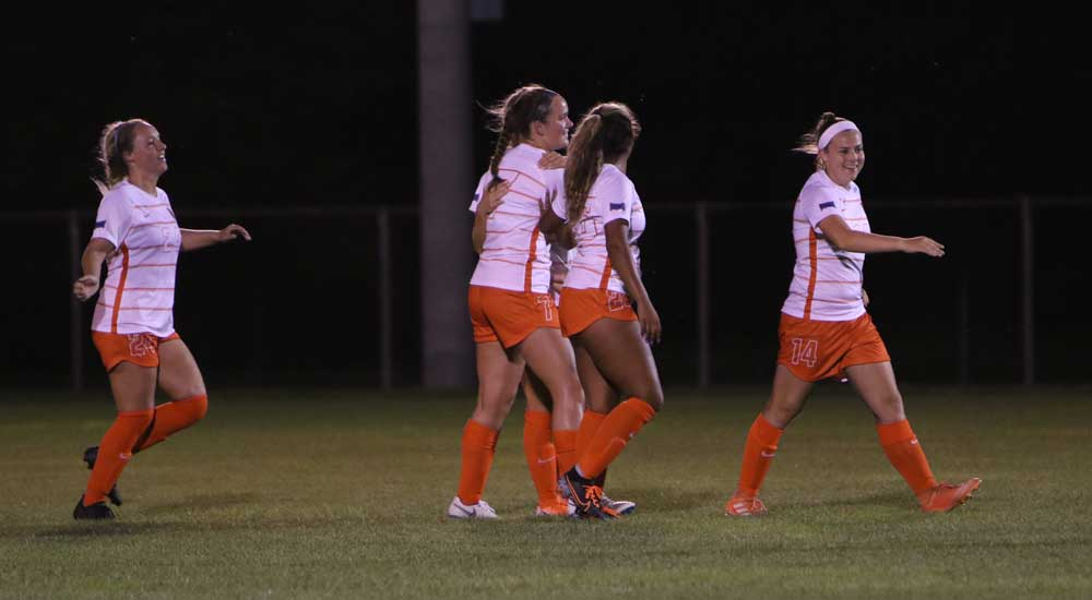 Women's soccer gains shut out over Harris-Stowe