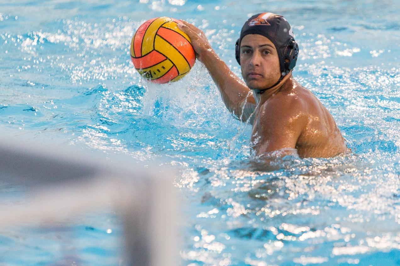 Bradley Named SCIAC Men's Water Polo Player of the Week