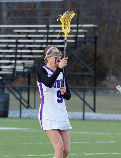 Women's Lacrosse Falls to CCC Rival Western New England, 18-7