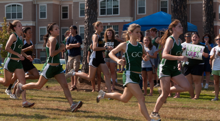 Bobcat Women's Cross Country Picked Fifth in PBC Poll