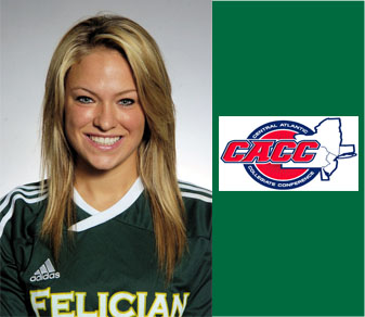 Gleason Chosen To CACC All-Tournament Team