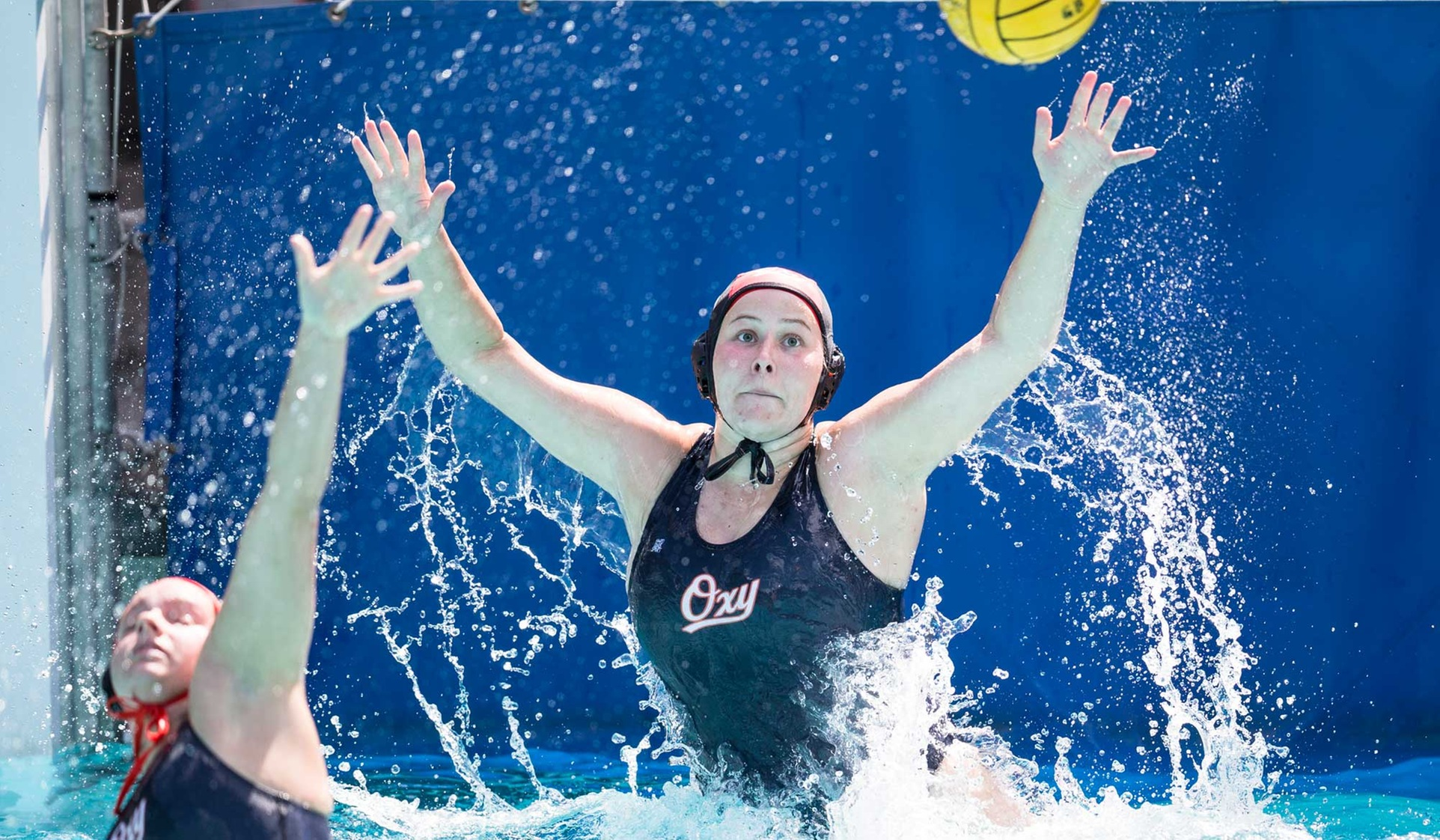 Defense Leads Oxy Past Austin