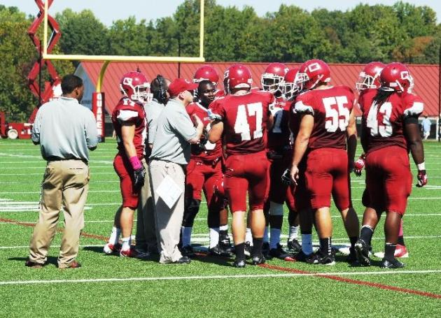Guilford Announces First Group of Football Recruits