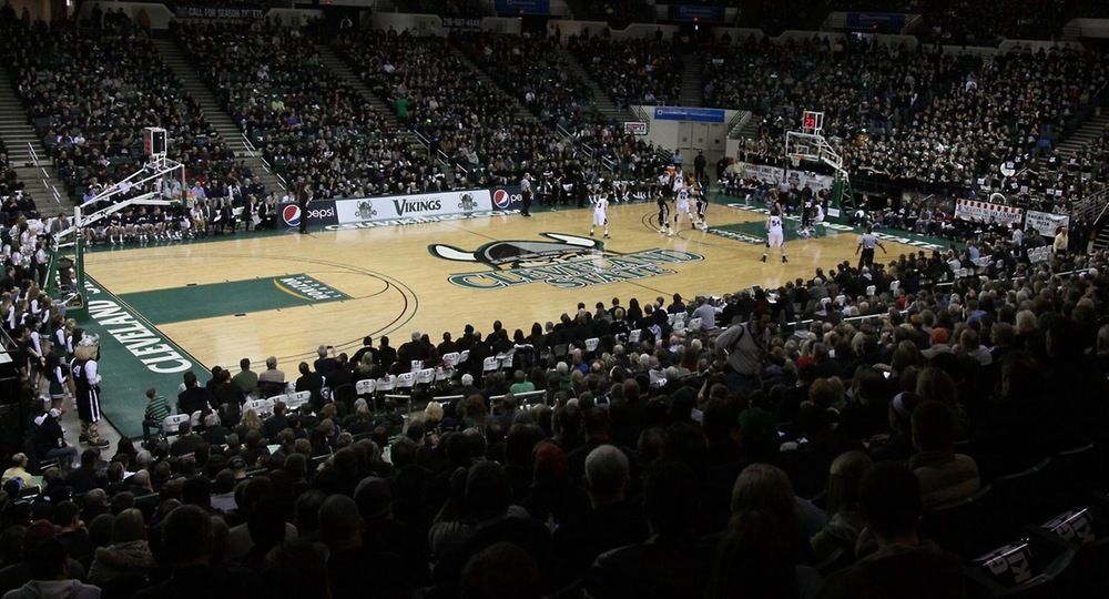 Cleveland State Men's Basketball - CSU Faculty/Staff Appreciation Day