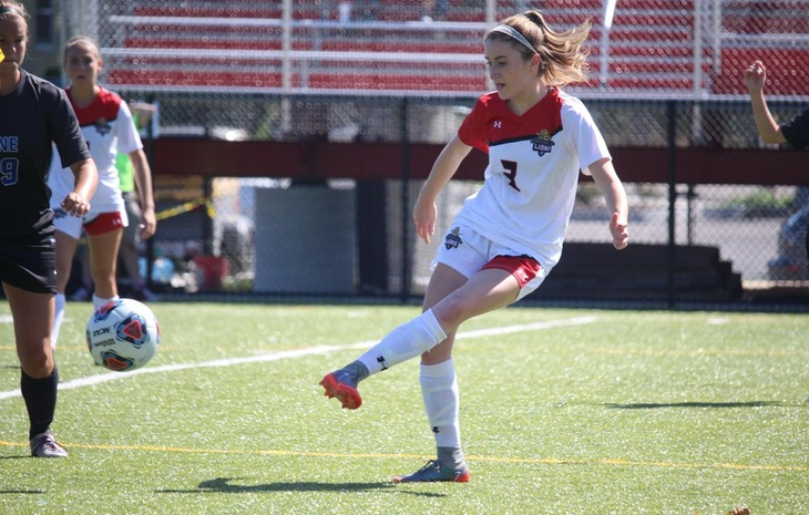 Women's Soccer Blanked by UMass-Dartmouth Wednesday Night, 3-0