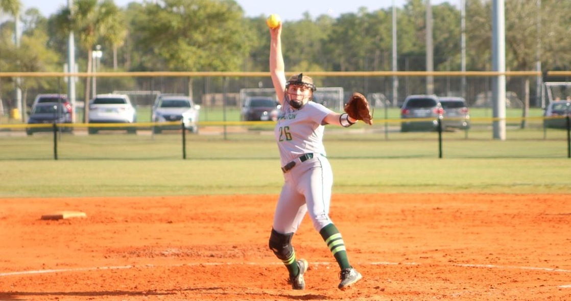 Softball Sweeps Games Thursday, Finishes Spring Trip 7-3