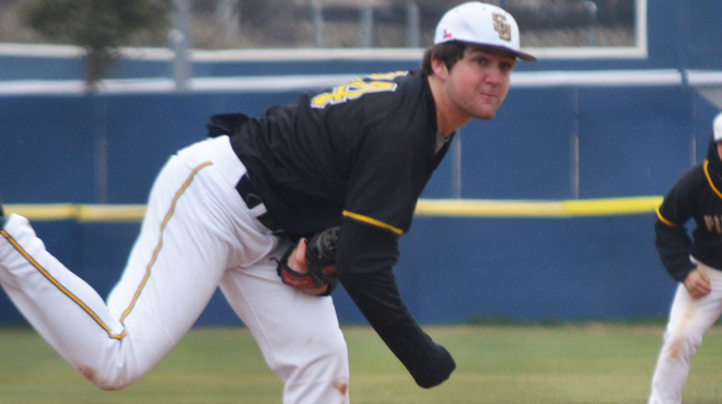 Southwestern's Brett Marcom Named Division III National Pitcher of the Week by NCBWA