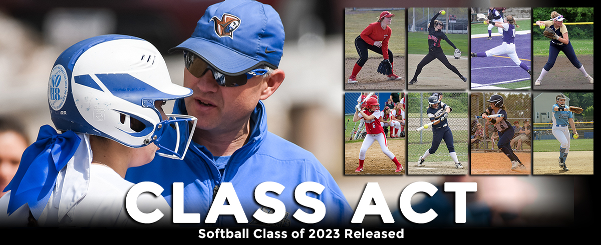 Softball Class of 2023 Announced