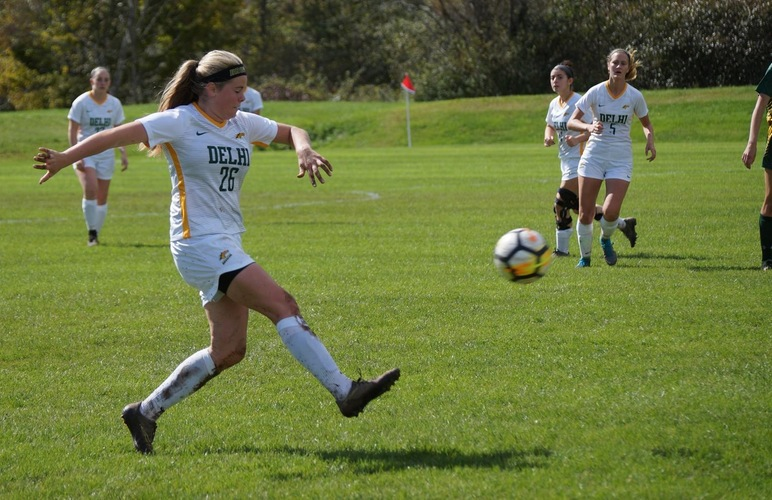 Overtime PK Hands Women's Soccer First Defeat