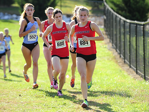 Women's Cross Country Ranked 13th in Preseason National Coaches Poll