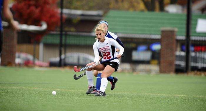 Field Hockey blanks Wilkes, 5-0, in NCAA First Round