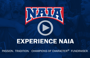 experience NAIA champions of character fundraiser