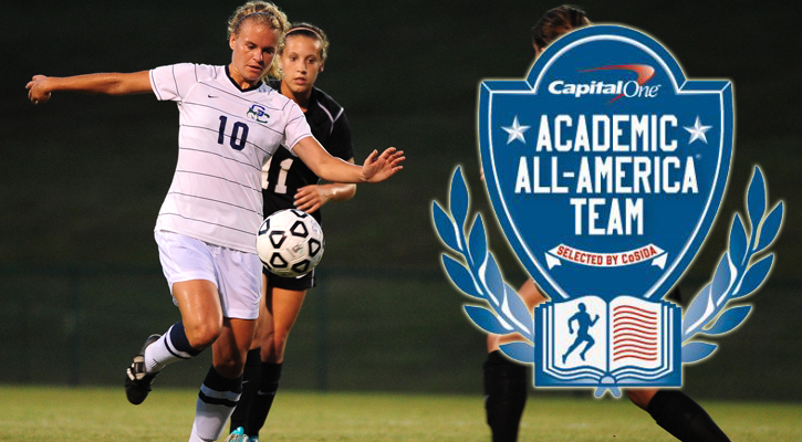 GC Soccer's Barys Chosen to Academic All-District First Team