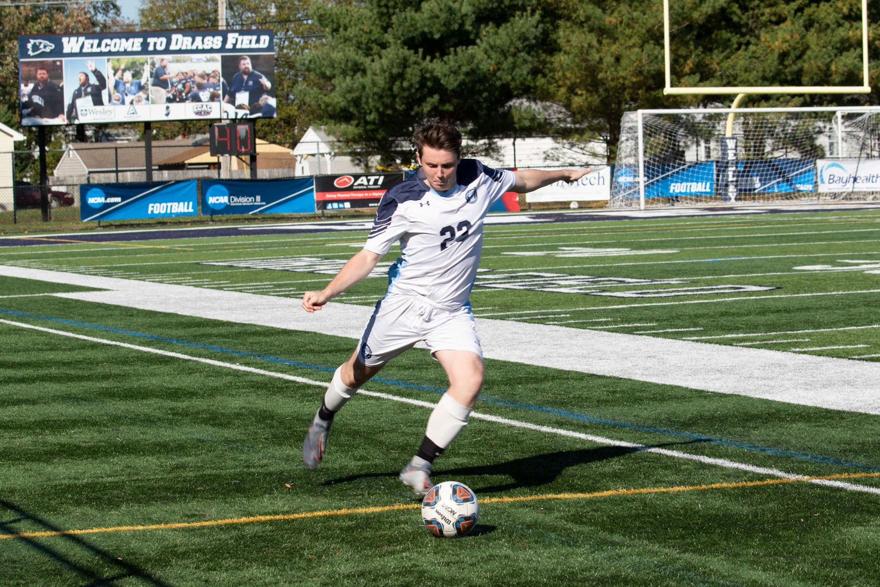 Men's Soccer Defeated by Arcadia