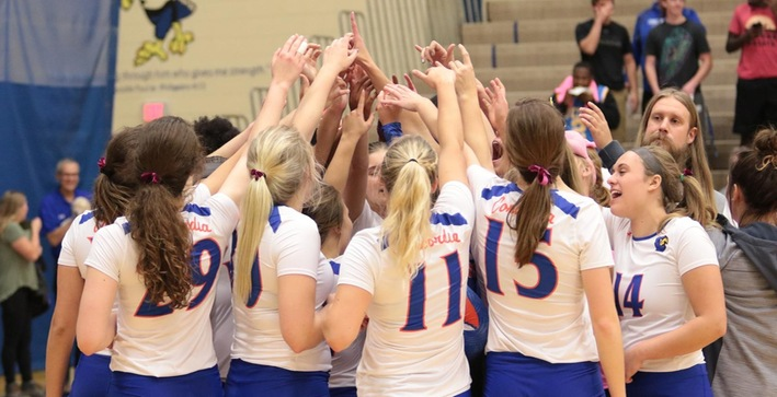 Women's Volleyball gaining respect nationally