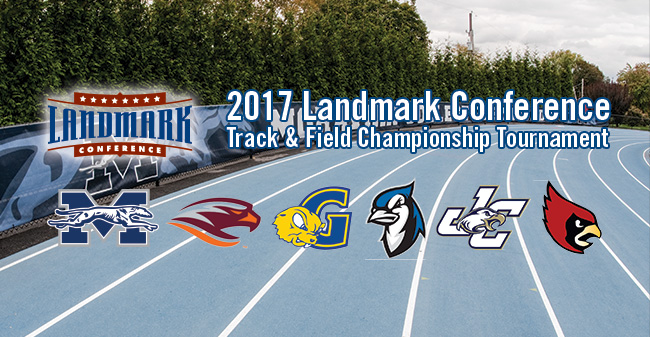 Hounds Set to Host 2017 Landmark Conference Outdoor Track & Field Championships