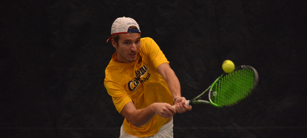 Men's Tennis Welcomes Jefferson Saturday For Conference Opener