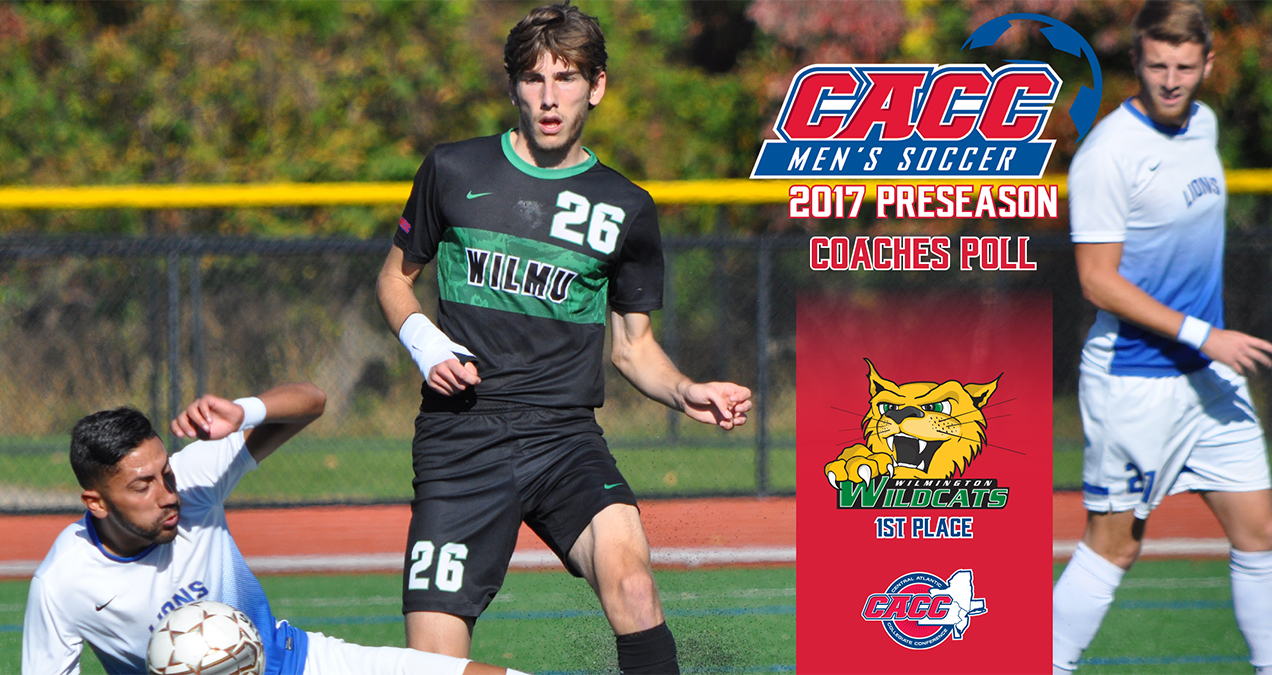 Wilmington Tabbed First in 2017 CACC Men's Soccer Preseason Poll