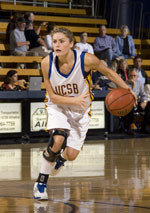 UCSB Suffers 63-58 Set-back To Loyola Marymount