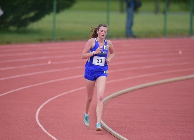 Nesmith Leads Women's Track at Monmouth