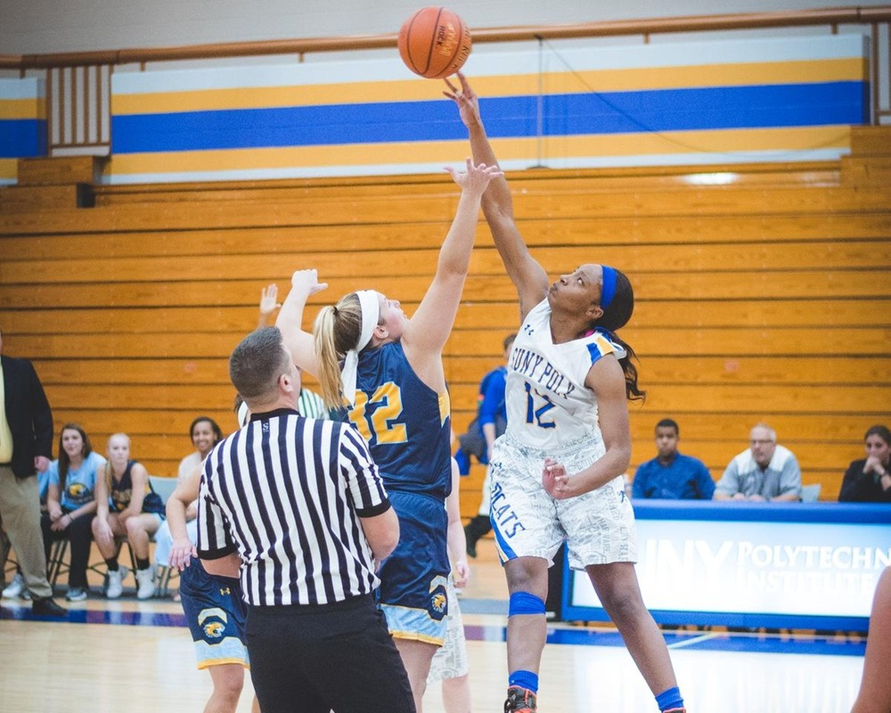 WBB: Wildcats Take Down Caz in NEAC Opener.