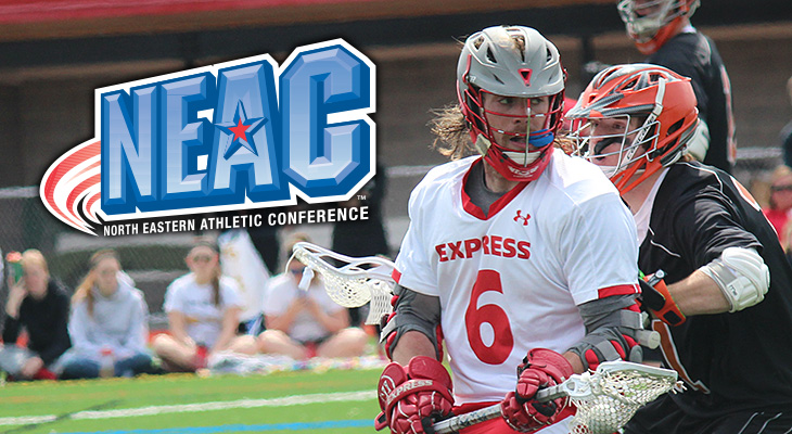 NEAC Player of the Week Award For Alex Milliken