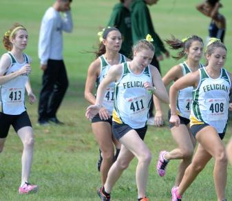 Trip To Regionals Ends Season For Women's Cross-Country