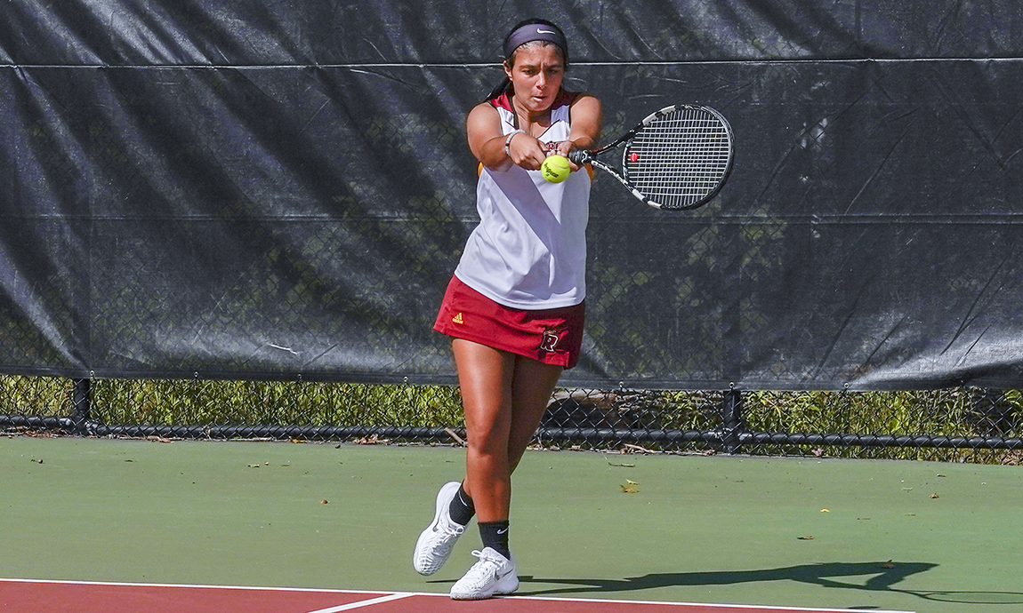 Women's Tennis Earns First Victory of Spring Season