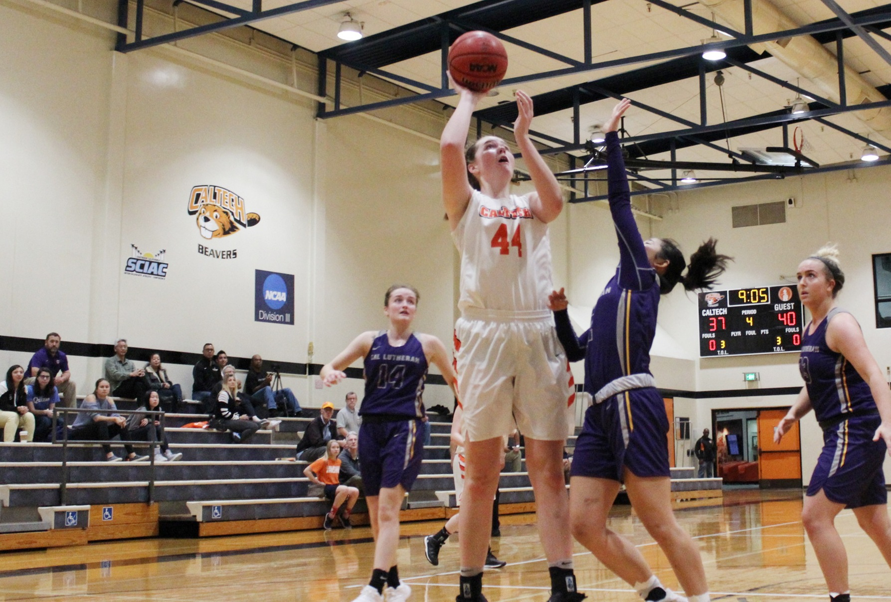 Women's Basketball Nearly Upsets Cal Lutheran
