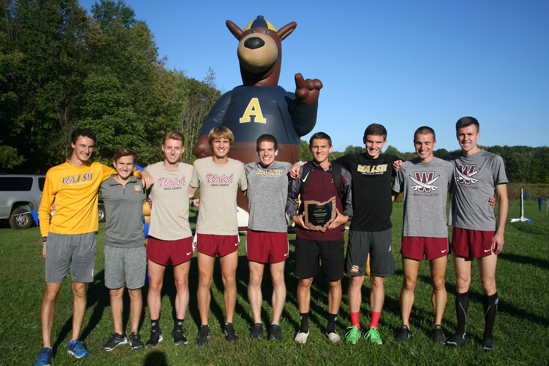 No. 18 Walsh Edges Malone To Win All-Ohio Championships