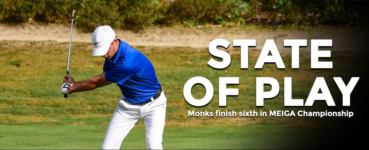 Monks Finish Seventh in MEIGA Championship