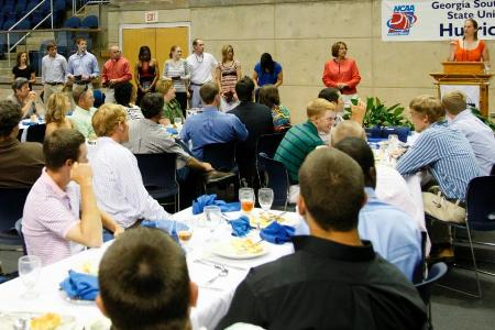 GSW student-athletes honored at annual banquet