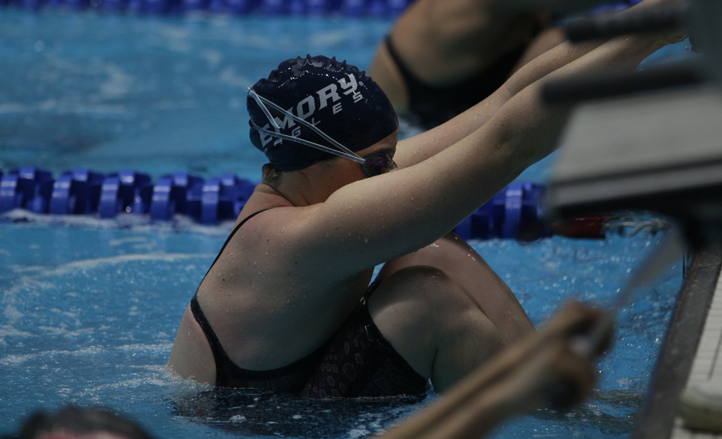 Women's Swimming & Diving Downs BSC, 178-110, to Begin Season