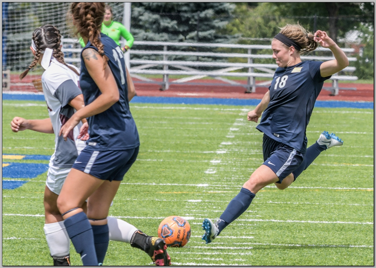 Lions continue win streak with win over Trine University
