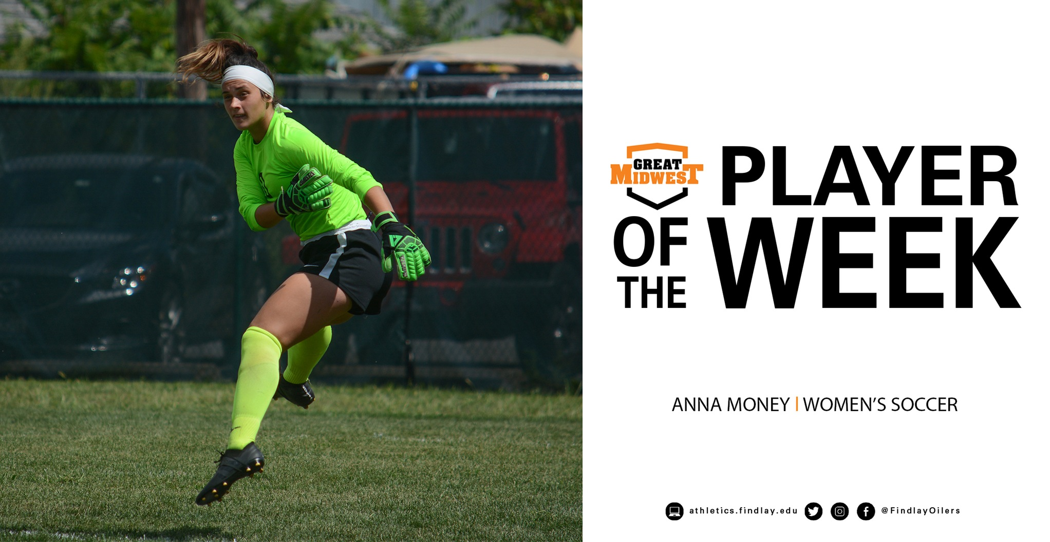 Money Wins Player of the Week
