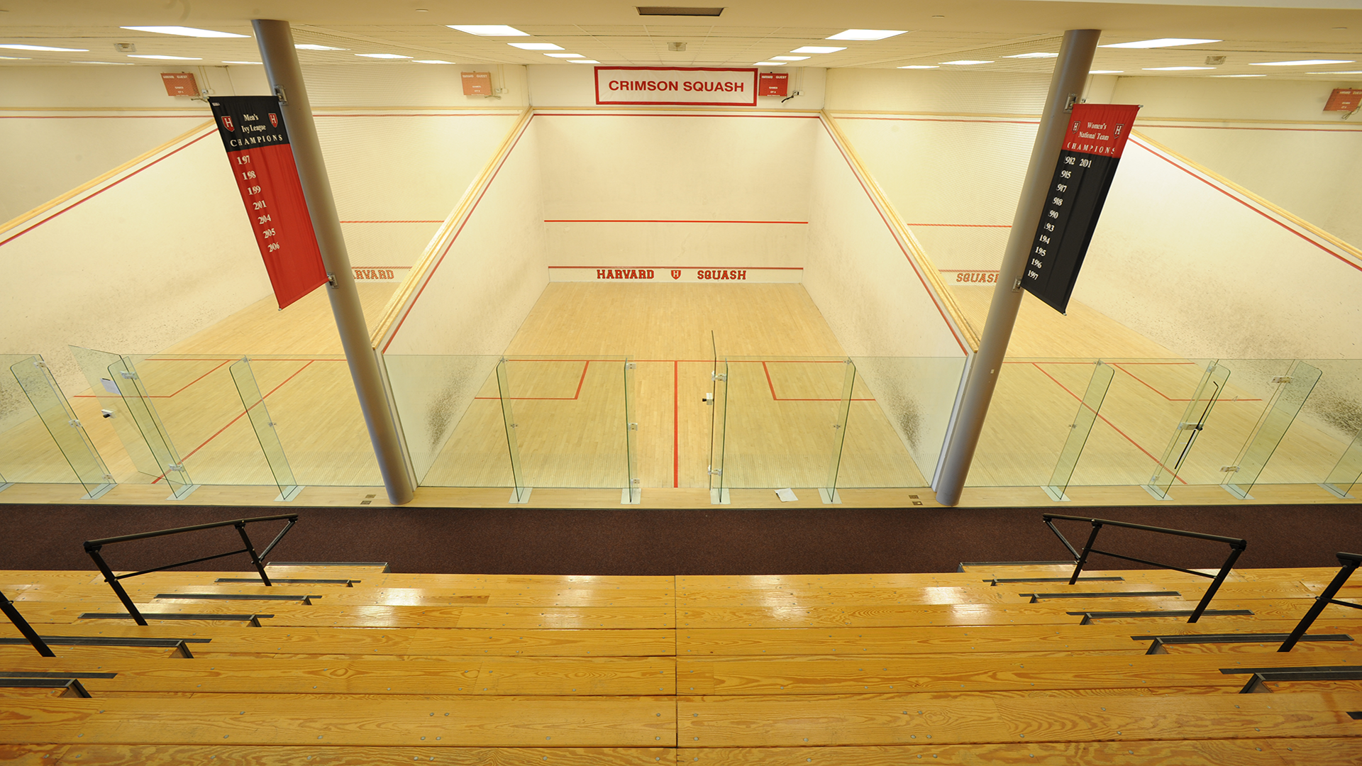 Barnaby Squash Courts