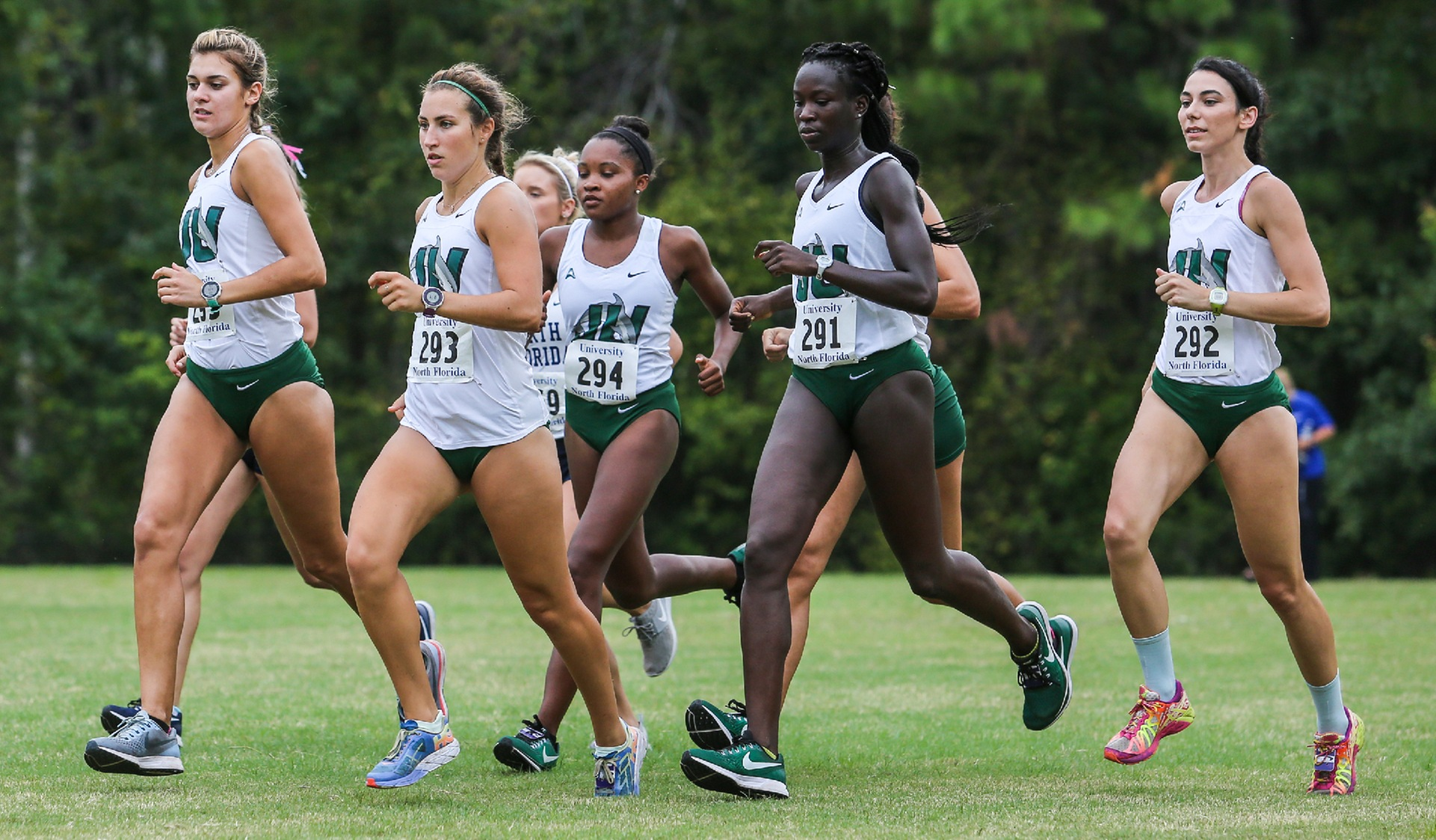 Cross Country Set for UF Mountain Dew Invitational