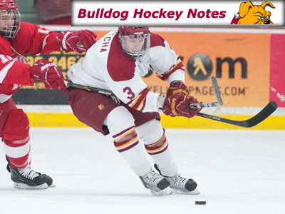 Weekly Notes Games 11-12: #20 Ferris State at Lake Superior State