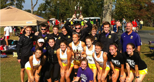 Golden Eagles among top finishers at Berry College Invitational