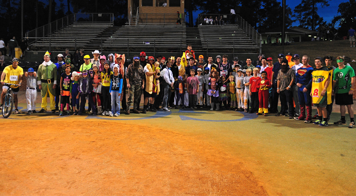 "Bobcats Host Fourth Annual ""Halloween on the Hill"""